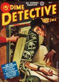 Dime Detective Magazine (1931-1953 Popular Publications) Pulp Vol. 51 #2