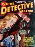 Dime Detective Magazine (1931-1953 Popular Publications) Pulp Jun 1946