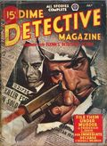 Dime Detective Magazine (1931-1953 Popular Publications) Pulp Vol. 51 #4