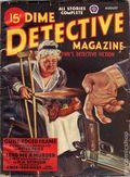 Dime Detective Magazine (1931-1953 Popular Publications) Pulp Aug 1946