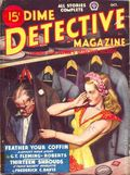Dime Detective Magazine (1931-1953 Popular Publications) Pulp Oct 1946