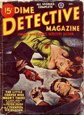 Dime Detective Magazine (1931-1953 Popular Publications) Pulp Dec 1946