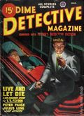 Dime Detective Magazine (1931-1953 Popular Publications) Pulp Mar 1947