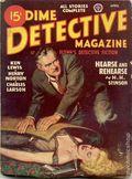 Dime Detective Magazine (1931-1953 Popular Publications) Pulp Apr 1947