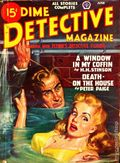 Dime Detective Magazine (1931-1953 Popular Publications) Pulp Jun 1947