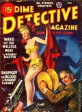 Dime Detective Magazine (1931-1953 Popular Publications) Vol. 55 #1
