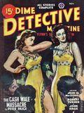 Dime Detective Magazine (1931-1953 Popular Publications) Pulp Nov 1947