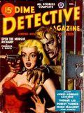 Dime Detective Magazine (1931-1953 Popular Publications) Pulp Dec 1947