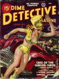 Dime Detective Magazine (1931-1953 Popular Publications) Pulp Jan 1948