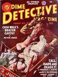 Dime Detective Magazine (1931-1953 Popular Publications) Pulp Feb 1948