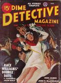 Dime Detective Magazine (1931-1953 Popular Publications) Pulp Aug 1948
