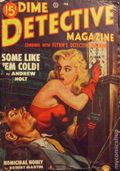 Dime Detective Magazine (1931-1953 Popular Publications) Pulp Feb 1949
