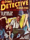 Dime Detective Magazine (1931-1953 Popular Publications) Pulp Mar 1949