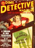 Dime Detective Magazine (1931-1953 Popular Publications) Pulp Jun 1949