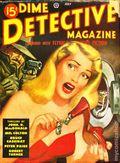 Dime Detective Magazine (1931-1953 Popular Publications) Pulp Jul 1949