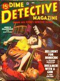 Dime Detective Magazine (1931-1953 Popular Publications) Pulp Dec 1949