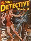 Dime Detective Magazine (1931-1953 Popular Publications) Pulp Jan 1950