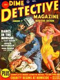 Dime Detective Magazine (1931-1953 Popular Publications) Pulp Sep 1950