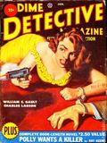 Dime Detective Magazine (1931-1953 Popular Publications) Pulp Jan 1951