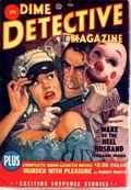 Dime Detective Magazine (1931-1953 Popular Publications) Pulp Feb 1951