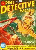 Dime Detective Magazine (1931-1953 Popular Publications) Pulp Apr 1951