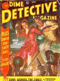 Dime Detective Magazine (1931-1953 Popular Publications) Pulp Jun 1951