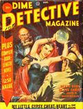 Dime Detective Magazine (1931-1953 Popular Publications) Pulp Aug 1951
