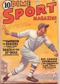 Dime Sports Magazine (1935-1944 Popular Publications) Vol. 1 #1