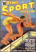 Dime Sports Magazine (1935-1944 Popular Publications) Vol. 1 #2