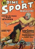 Dime Sports Magazine (1935-1944 Popular Publications) Pulp Vol. 1 #4
