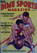 Dime Sports Magazine (1935-1944 Popular Publications) Vol. 2 #2