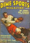 Dime Sports Magazine (1935-1944 Popular Publications) Vol. 3 #5