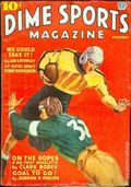 Dime Sports Magazine (1935-1944 Popular Publications) Vol. 3 #6