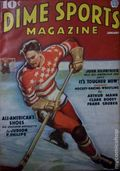 Dime Sports Magazine (1935-1944 Popular Publications) Pulp Vol. 4 #1