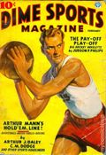 Dime Sports Magazine (1935-1944 Popular Publications) Pulp Vol. 4 #2