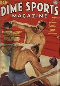 Dime Sports Magazine (1935-1944 Popular Publications) Pulp Vol. 4 #3