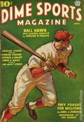 Dime Sports Magazine (1935-1944 Popular Publications) Vol. 4 #4