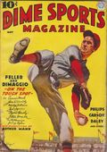 Dime Sports Magazine (1935-1944 Popular Publications) Vol. 4 #5