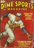 Dime Sports Magazine (1935-1944 Popular Publications) Vol. 4 #6