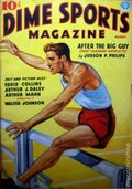 Dime Sports Magazine (1935-1944 Popular Publications) Vol. 5 #2