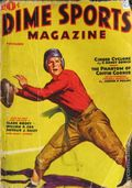 Dime Sports Magazine (1935-1944 Popular Publications) Pulp Vol. 5 #5