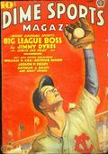 Dime Sports Magazine (1935-1944 Popular Publications) Vol. 6 #5