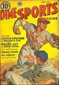 Dime Sports Magazine (1935-1944 Popular Publications) Vol. 7 #6