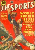 Dime Sports Magazine (1935-1944 Popular Publications) Vol. 8 #1