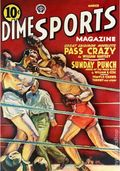 Dime Sports Magazine (1935-1944 Popular Publications) Vol. 9 #1