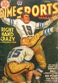 Dime Sports Magazine (1935-1944 Popular Publications) Pulp Vol. 10 #2