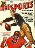 Dime Sports Magazine (1935-1944 Popular Publications) Vol. 10 #4
