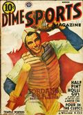 Dime Sports Magazine (1935-1944 Popular Publications) Pulp Vol. 11 #1