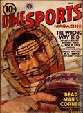 Dime Sports Magazine (1935-1944 Popular Publications) Vol. 11 #3