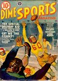 Dime Sports Magazine (1935-1944 Popular Publications) Vol. 12 #5